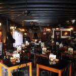 Moody's Pub interior.